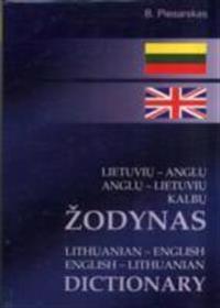 Lithuanian-EnglishEnglish-Lithuanian Dictionary