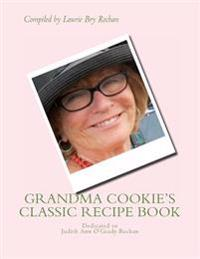 Grandma Cookie's Classic Recipe Book