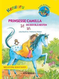 Prinsesse Camilla og den blå hesten