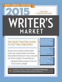 Writer's Market 2015