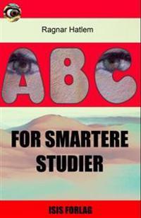 ABC for smartere studier - Ragnar Hatlem | Inprintwriters.org