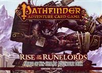 Pathfinder Adventure Card Game: Rise of the Runelords Deck 6 - Spires of Xin-Shalast Adventure Deck