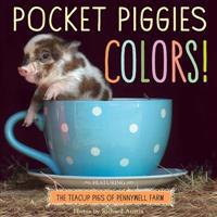 Pocket Piggies Colours  - Workman Publishing - böcker (9780761181460)     Bokhandel