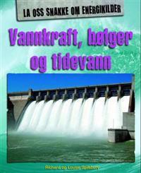 Vannkraft, bølger og tidevann