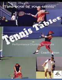 Tennistablet(c) Peformance Charting Template Coach Edition