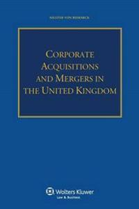Corporate Acquisitions Mergers in the United Kingdom