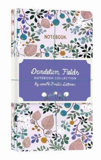 Dandelion Fields Notebook Collection