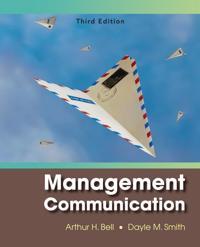 Management Communication 3e