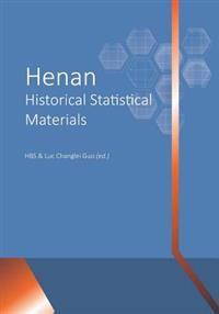 Henan Historical Statistical Materials