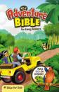 NIrV Adventure Bible for Young Readers
