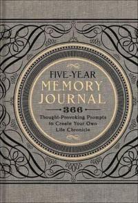 Five-Year Memory Journal