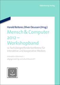 Mensch & Computer 2012 - Workshopband