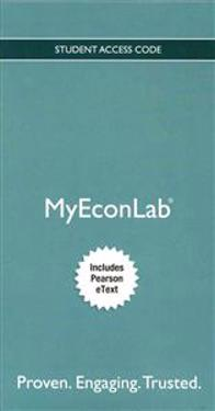 New Mylab Economics with Pearson Etext -- Standalone Access Card -- For International Economics: Theory and Policy