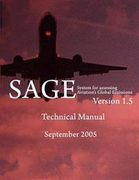System for Assessing Aviation's Global Emissions (Sage), Version 1.5-Technical Manual