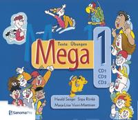 Mega 1 (3 cd)