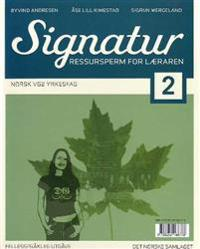 Signatur 2 - Øyvind Andresen, Åse Lill Kimestad, Sigrun Wergeland | Ridgeroadrun.org