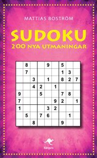 Sudoku : 200 nya utmaningar