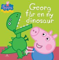 Peppa Gris: Georg får en ny dinosaur