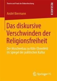 Das Diskursive Verschwinden Der Religionsfreiheit