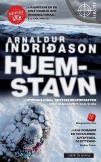 Hjemstavn - Arnaldur Indridason pdf epub