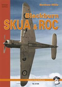 Blackburn Skua and Roc