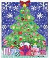 Michael Storrings Christmas Tree Advent Calendar