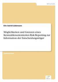 Moglichkeiten Und Grenzen Eines Kennzahlenorientierten Risk Reporting Zur Information Der Entscheidungstrager