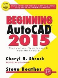 Beginning AutoCAD 2015