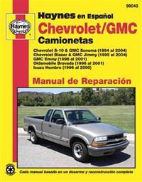 Chevrolet y GMC Camionetas Manual de Reparacion / Haynes Repair Manual Chevrolet and GMC Trucks