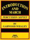 Introduction and March