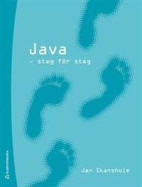 Java :  steg för steg