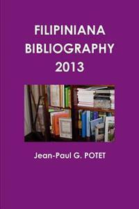 Filipiniana Bibliography 2013