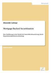 Mortgage-Backed Securitisation