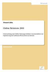 Online Relations 2001