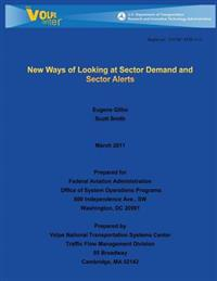 New Ways of Looking at Sector Demand and Sector Alerts