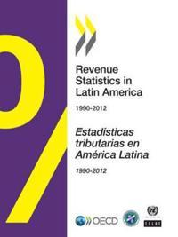 Revenue statistics in Latin America 1990-2012