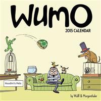 Wumo 2015 Wall Calendar