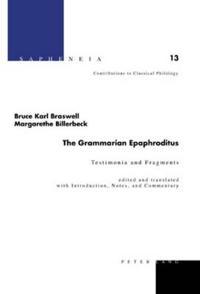 The Grammarian Epaphroditus