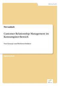 Customer Relationship Management Im Konsumguter-Bereich