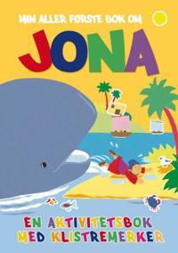 Min aller første bok om Jona - Lois Rock   Ridgeroadrun.org