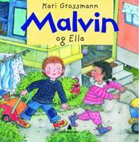 Malvin og Ella - Kari Grossmann | Ridgeroadrun.org