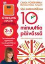 Opi matematiikkaa 10 minuuttia päivässä