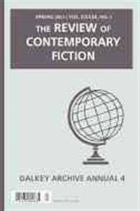 The Review of Contemporary Fiction 4, Spring 2013