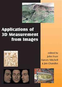 Application of 3D Measurement from Images