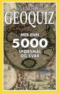 Geoquiz - Ivar Areklett | Ridgeroadrun.org