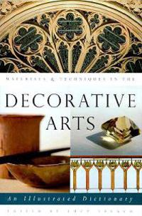 Materials and Techniques in the Decorative Arts
