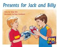 Presents for Jack and Billy PM Gems Red Levels 3,4,5