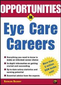 Opportunities in Eye Care Careers