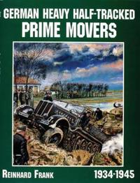 German Heavy Half-Tracked Prime Movers