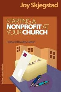Starting a Nonprofit at Your Church